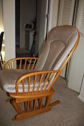 Glider/Rocking Chair - Free Delivery
