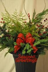 Christmas Floral Arrangements (FOR LESS)