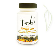 Get the omegas from seabuckthorn through Tashi ultimate omega