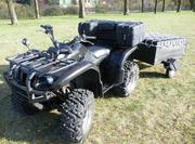 2004 YAMAHA GRIZZLY 660 ATV QUAD