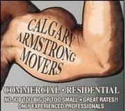 CALGARYS ARMSTRONG MOVERS!               587-215-1553