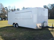 8ft Width x 24ft Length Enclosed Trailer