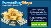 RewardingWays - Earn Money Online
