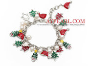 2013 Christmas Design Bracelet with Christmas Tree