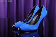 Fashionable high-heel shoes in 2014 - it's a variety of styles