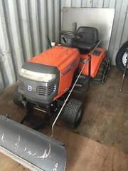 Husquvara Tractor