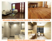 We Provide The Flooring In Calgary That You Are Looking For