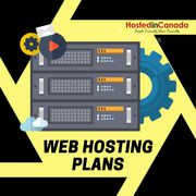 Reliable and Affordable Web Hosting Plans- Hosted in Canada