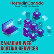 Hire Services by the Leading Canadian Web Hosting Companies