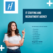 IT Staffing and Recruitment Agency in Calgary