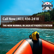 KAYAK RENTALS IN CALGARY - PADDLE STATION