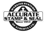 Calgary Stamp & Stencil Corp. - Calgary Stamps