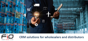 CRM solutions for wholesalers and distributors