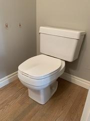 Used Toilet