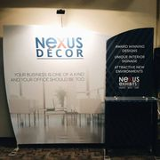 Portable Trade Show Booth Exhibition Furniture