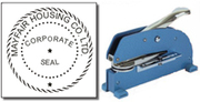 Embossing Corporate Seal Stamps
